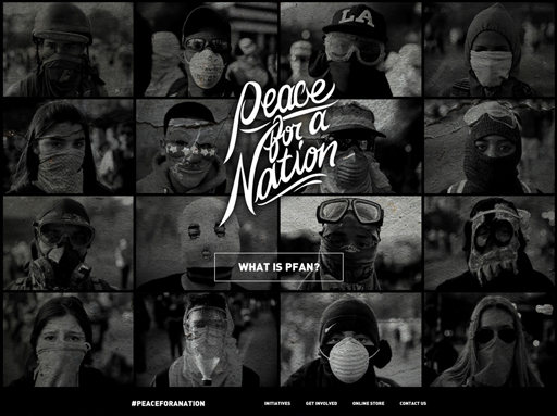 Peace For A Nation